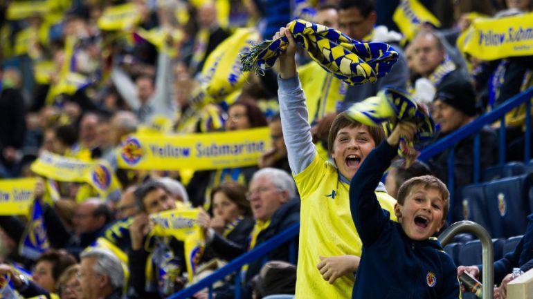 VILLARREAL C.F.: Los aficionados agotan las entradas para Mestalla