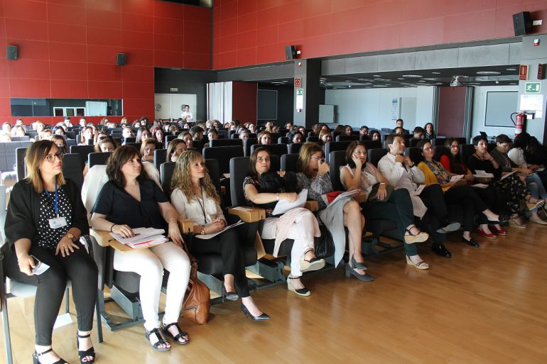 I Jornada de Trabajo Social en el Hospital Universitario del Vinalopó