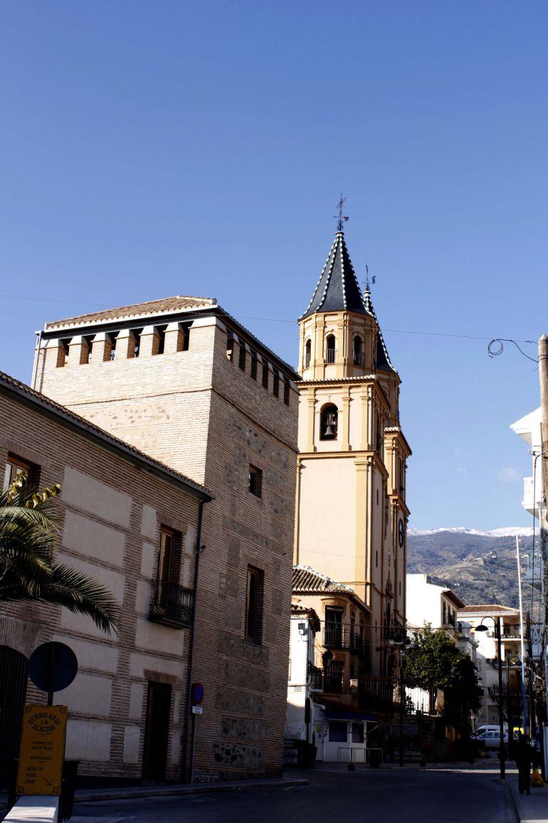 Ayuntamiento de Órgiva.