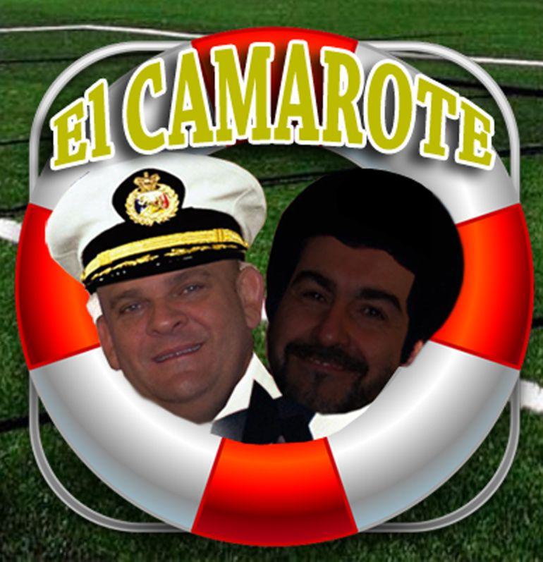El Camarote, con Bienvenido Sena y Luís Lara