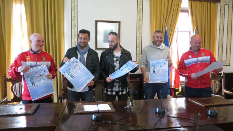 Presentación del II Campus de la Fundción Celta de Vigo en Ribadeo
