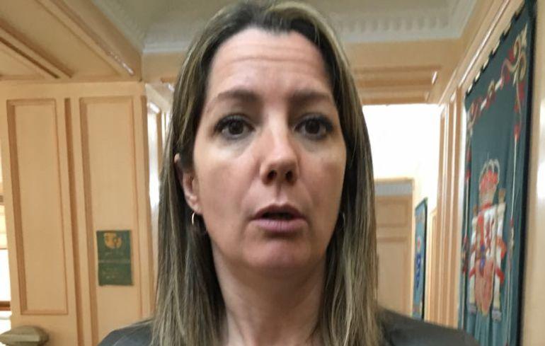 Lara Méndez, alcaldesa de Lugo, dice que el concello acatará la sentencia de las plusvalías