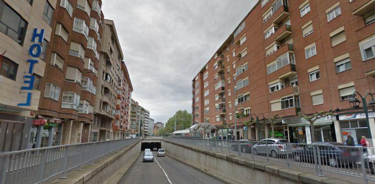 Avenida de Santander de Palencia