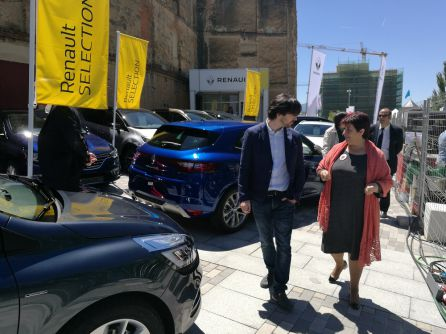 Feria del Automóvil Segovia en la Plaza de Toros