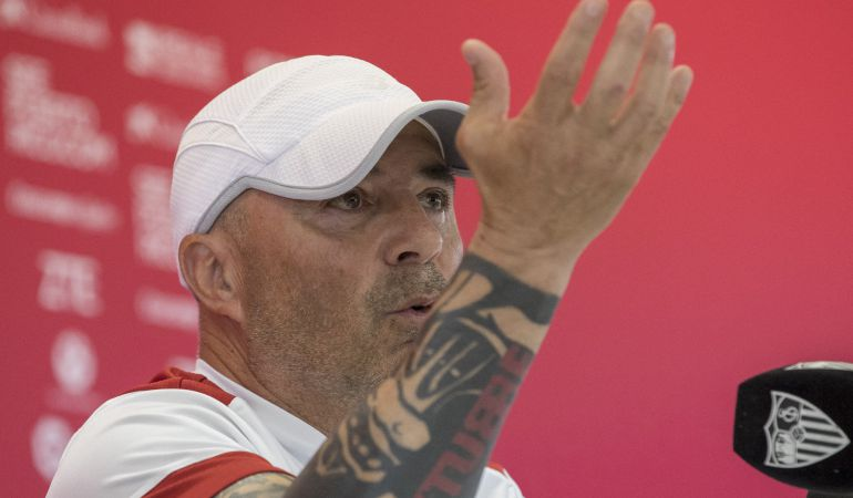 """Sampaoli: """"Desde pequeño sueño con Argentina"""""""