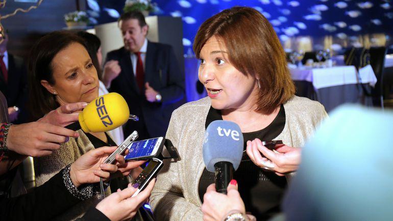 Isabel Bonig, presidenta del Partido Popular en la Comunitat Valenciana