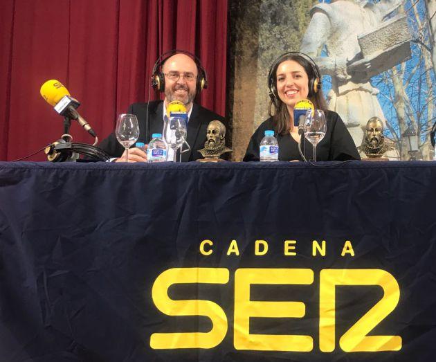 """La Cadena SER """"presa"""" en la Casa de Medrano"""