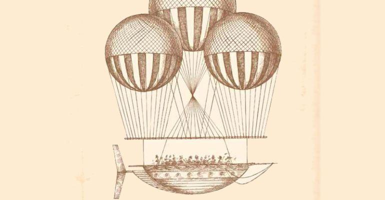 Medios españoles ya documentaban en el siglo XIX sorprendentes historias de objetos y luces en el cielo cuando todavía no existían los aviones