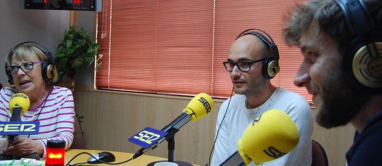 Tertulia de periodistas en Hoy por hoy Madrid Oeste