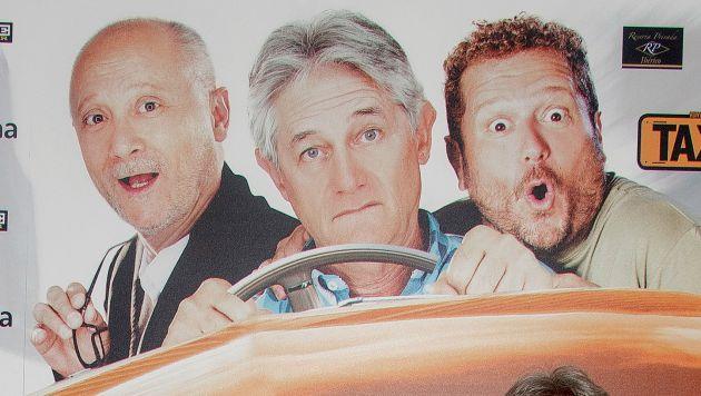 Josema Yuste lleva su humor a Getafe con la obra 'Taxi'