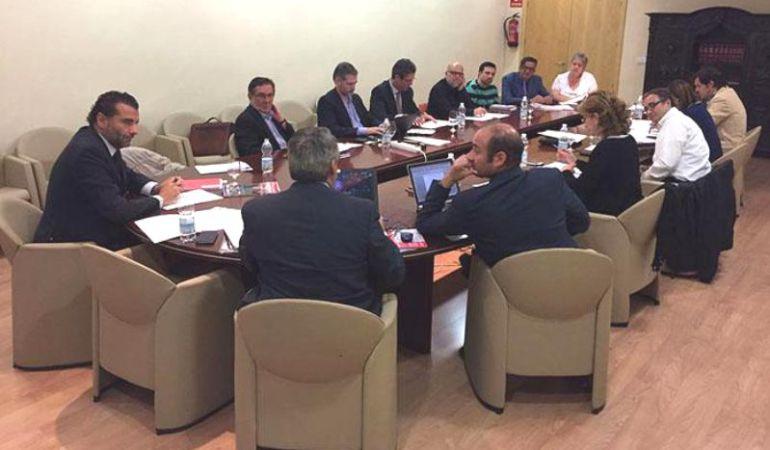 Representantes de diversos municipios siguen perfilando la red de municipios inteligentes en el sureste madrileño