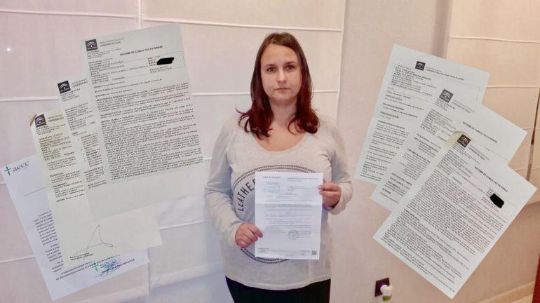 Rosario cuenta con informes médicos que avalan su dispacidad por las secuelas del cáncer de mama