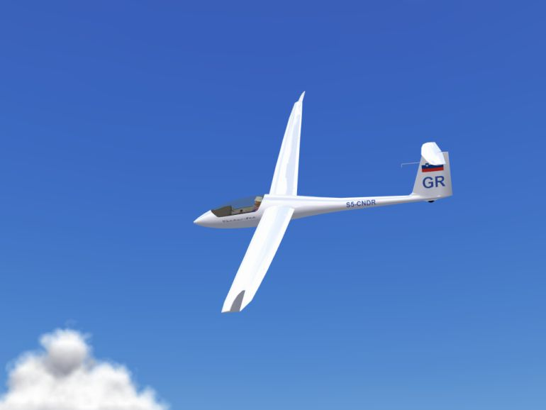 Tercera Semana Aeronáutica en el aeródromo de Garray
