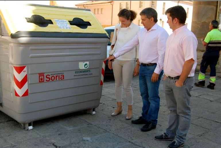 ASDEN recuerda que el reciclaje requiere de importantes cambios en la gestión de residuos en Soria