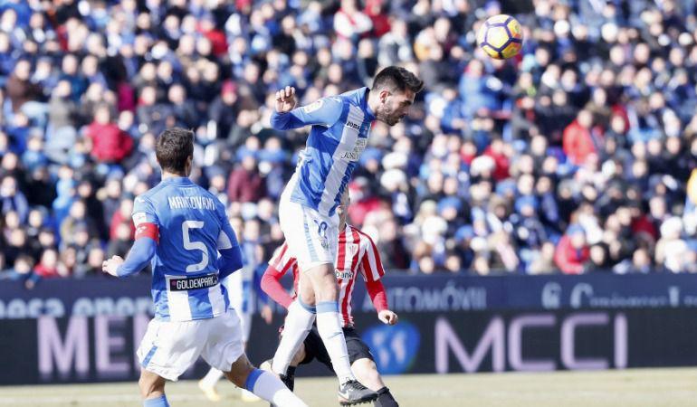 El Alavés termina la liga contra el Leganés en Butarque.
