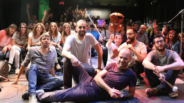 LOS40 Backstage – Blaumut