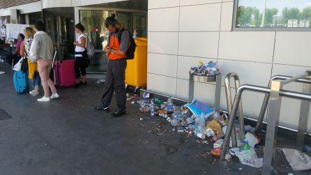 Imagen del exterior del Aeropuerto