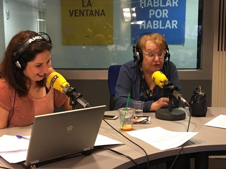Rosalía Domínguez, la guía de la historia de Madrid