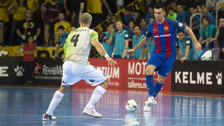 Acaba la temporada para el Palma Futsal