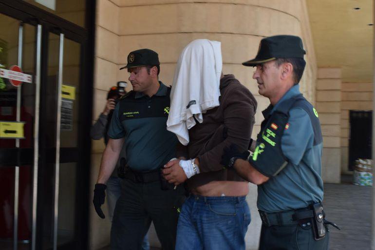 Ingresa en la cárcel el presunto autor del crimen de Sencelles