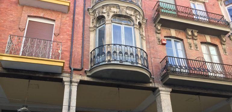 Edificio objeto de la controversia
