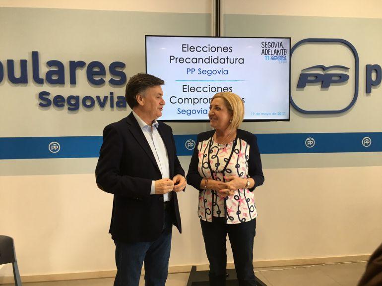 Paloma Sanz será la nueva presidenta del Partido Popular