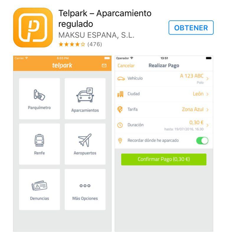 App Telepark