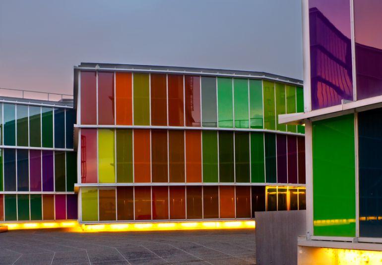 Exterior del MUSAC de León