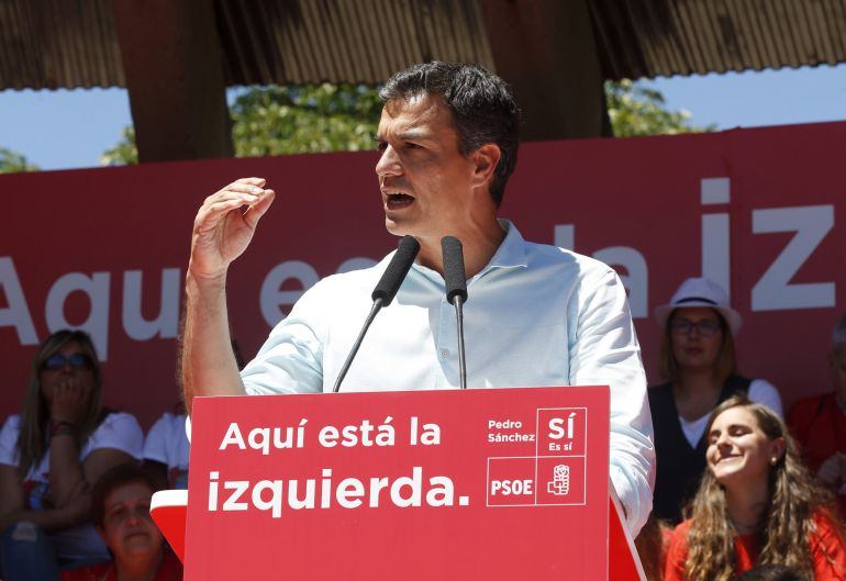 PRIMARIAS PSOE: Pedro Sánchez arrasa en la provincia con más del doble de votos que Susana Díaz