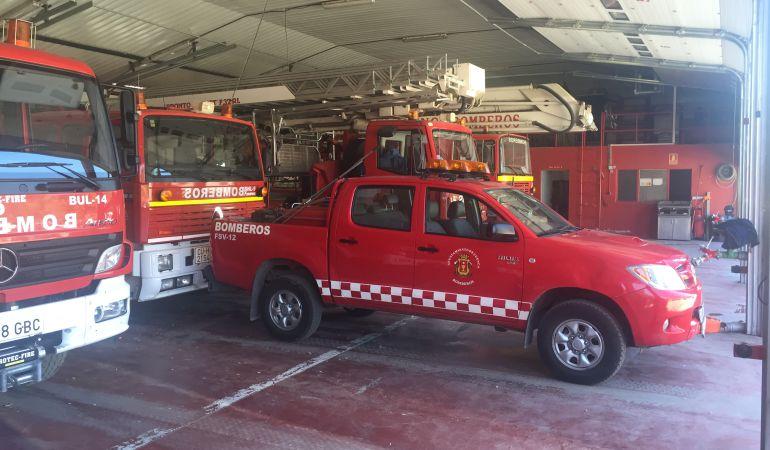 Cuenca: El Ayuntamiento pide a la Diputación 230.000€ por el convenio de bomberos