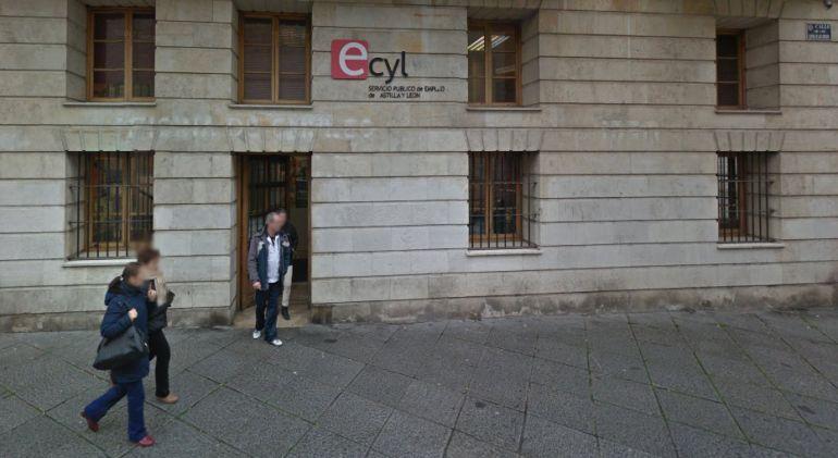 La junta descarta el traslado del ecyl a huerta del rey for Oficinas de empleo valladolid