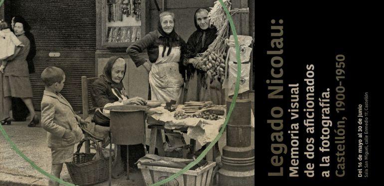 La exposición 'Legado Nicolau' estará en la Sala San Miguel hasta el 30 de junio