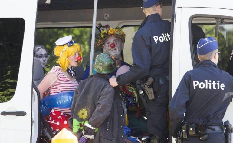 Al menos dos canarios entre los detenidos en la cumbre de la OTAN