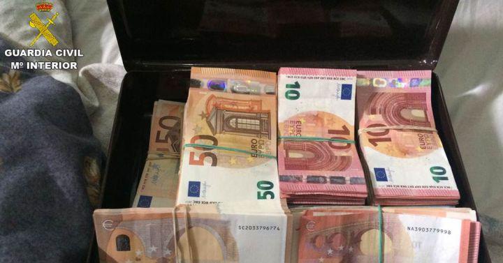 Detenido El Atracador De 7 Sucursales Bancarias Una De