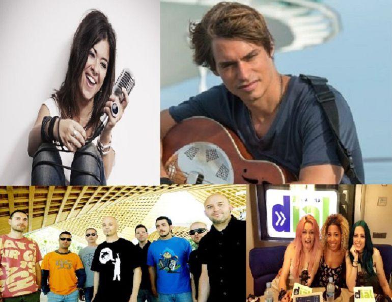 Carlos Baute, Vanesa Martín, Sweet California y Celtas Cortos pondrán la música en el ferial