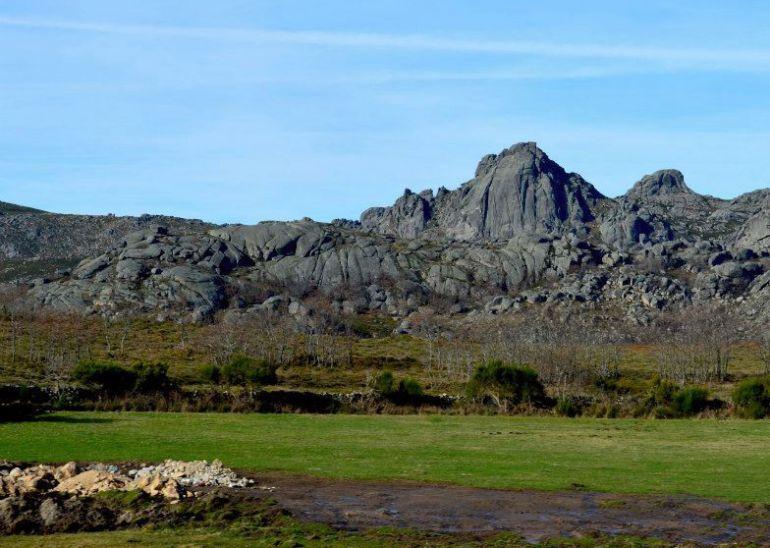 El Parque do Xurés en el que se desarrolla el campamento propicia el contacto con la naturaleza