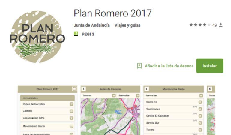 Resultado de imagen de plan romero 2017