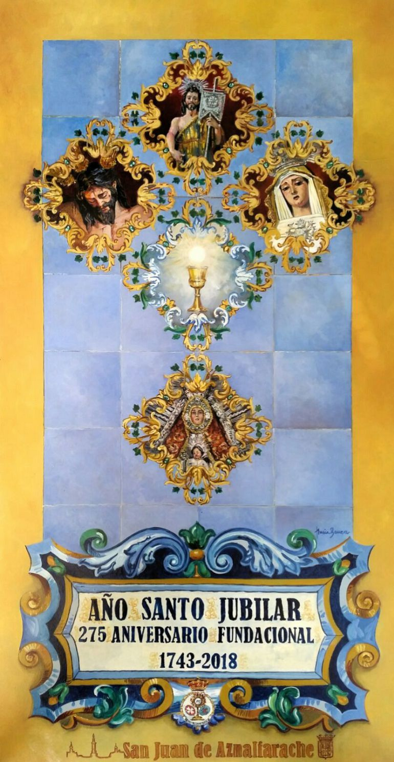 Año Santo Jubilar de San Juan de Aznalfarache: Presentado el Año Jubilar de San Juan de Aznalfarache