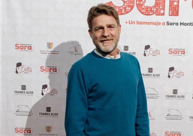 Juanjo Artero también protagoniza 'La velocidad del otoño' en Fuenlabrada
