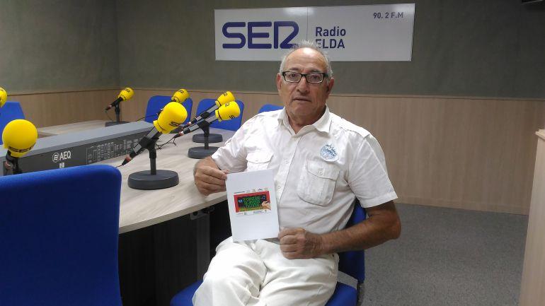 Ramón Rodríguez, uno de los coordinadores del concurso