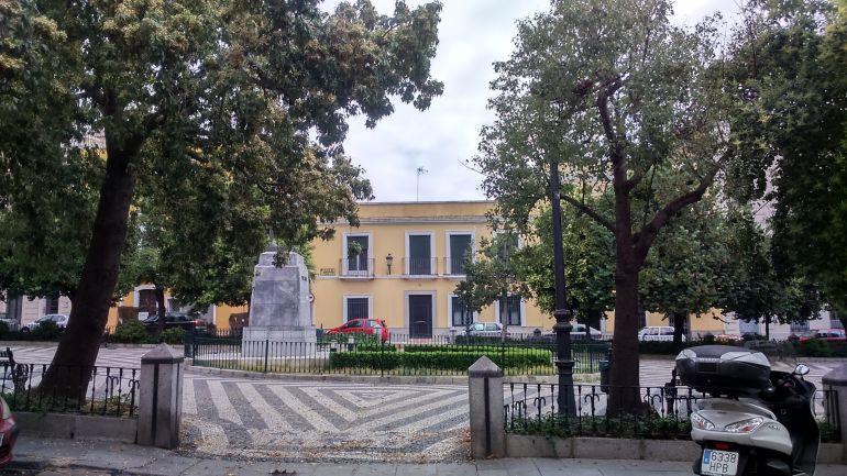 S.O.S. Plaza de Cervantes
