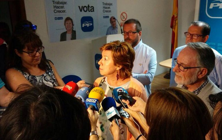 El Juez Velasco pide al Supremo imputar a Pilar Barreiro por la Púnica