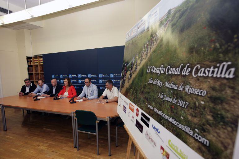 El IX Desafío Canal de Castilla recorrerá el Canal desde Alar del Rey a Medina de Rioseco