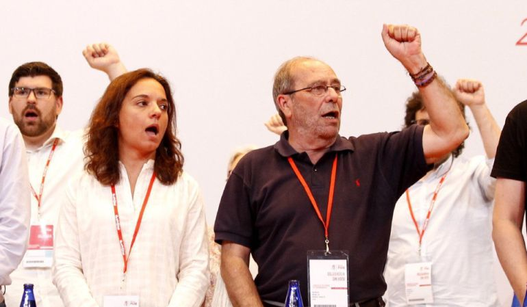 Hernández y Robles ocupan los números 2 y 3 de la lista del PSOE-M