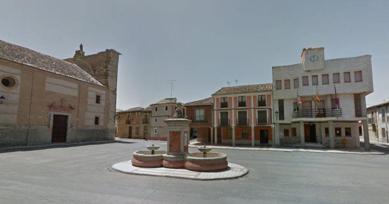 Plaza España, Villarramiel