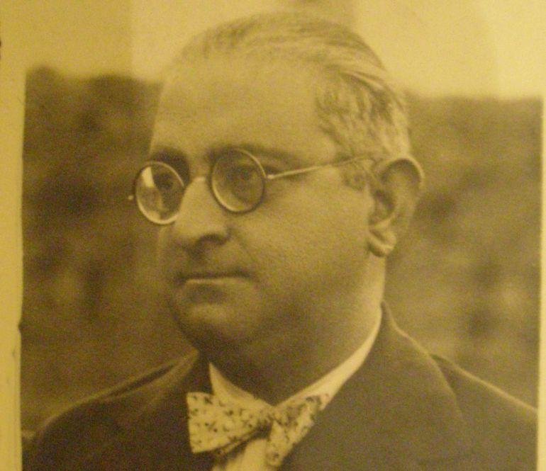 José Becerril Madueño en 1936