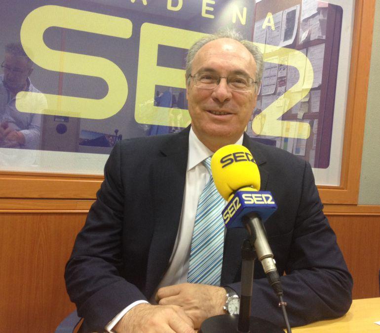 Juan Pablo Durán, en Radio Córdoba.