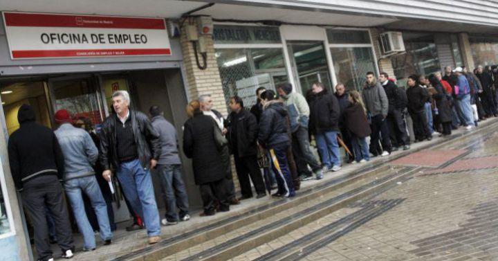 El paro en la comunidad de madrid baja un 2 49 en mayo for Oficina de empleo comunidad de madrid