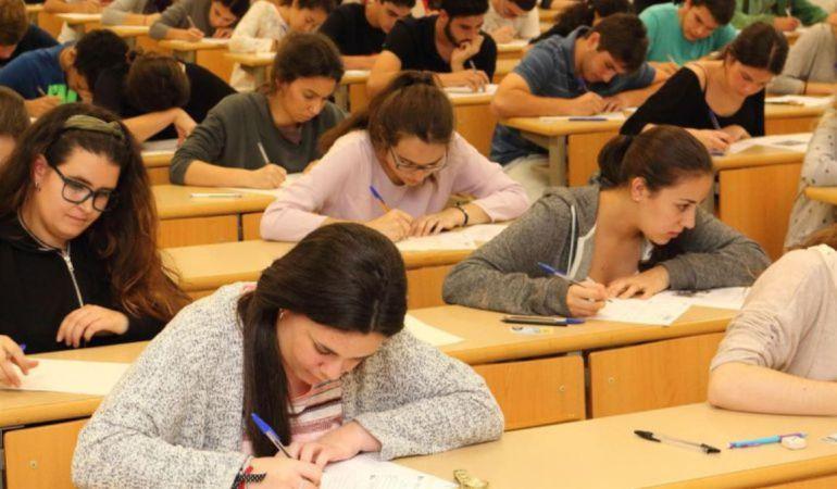 En toda la Comunidad de Madrid habrá cerca de 31.000 estudiantes en la nueva prueba para acceder a la universidad