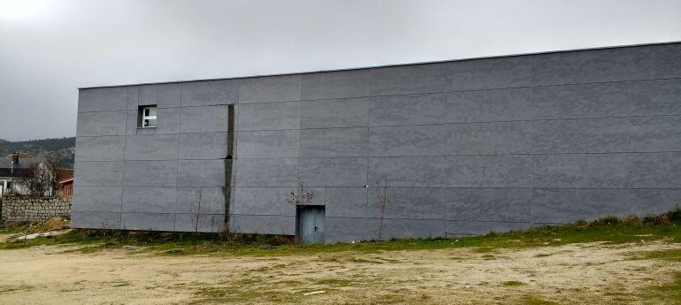 El centro cultural de Bustarviejo, sin terminar desde hace 8 años
